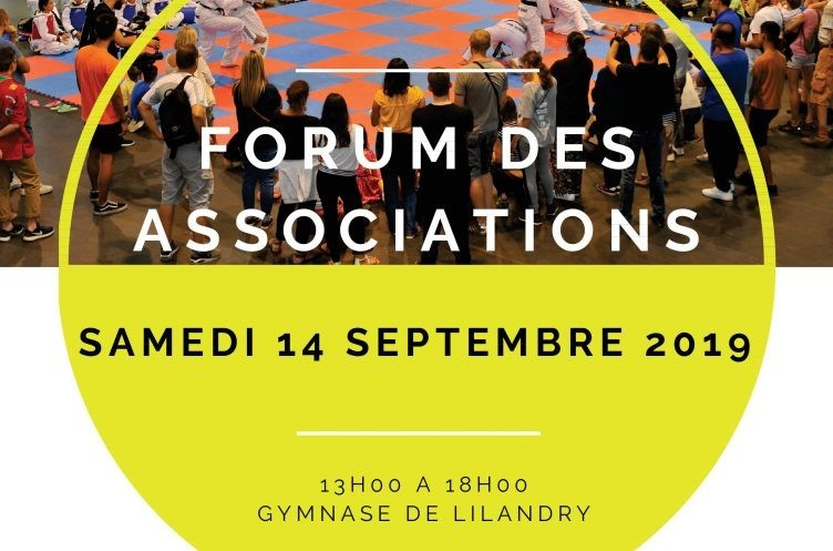Forum des associations Bailly Romainvilliers